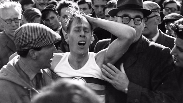 Roger Bannister, first to run mile under 4 minutes, dies at 88