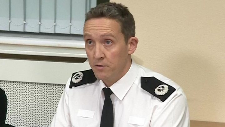 Temp Asst Chief Constable Craig Holden: 'We are unable to ascertain whether or not a crime has taken place'