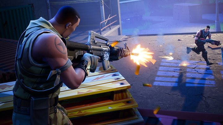 Should you limit your children's time on Fortnite?