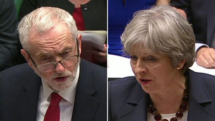 Theresa May's resolve over Russian 'nerve agent' shames Jeremy Corbyn