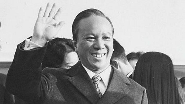 Image result for tổng thống nguyễn văn thiệu