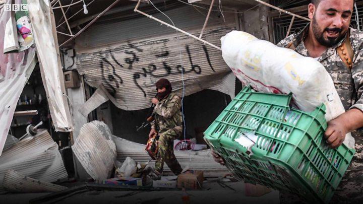 ALENİ ÇAMUR ATIYORLAR :'ABD: Afrin'den gelen yağma haberleri bizi kaygılandırıyor'