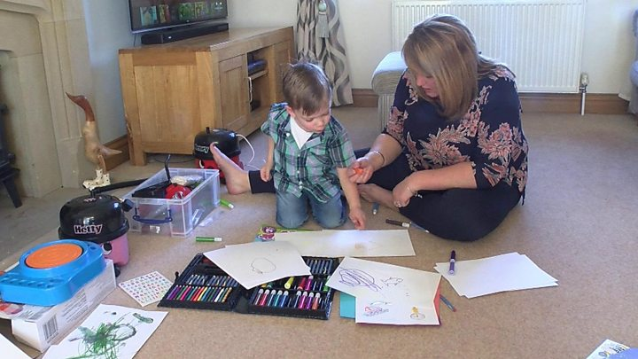 Egg donor's 'selfless act made my family'