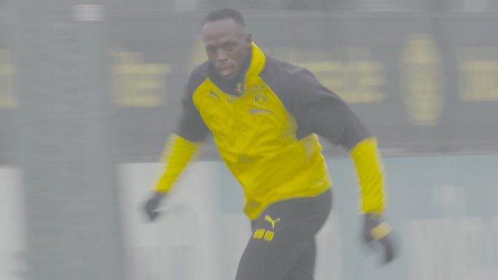 Bolt poised for surprise trial with Oz football club