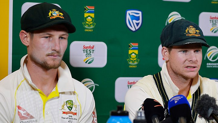 Watch Bancroft And Smith Admit Ball Tampering Plan
