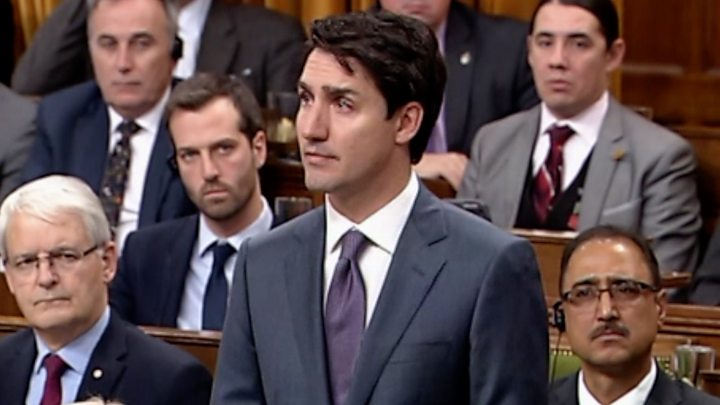 A history of Justin Trudeau saying sorry