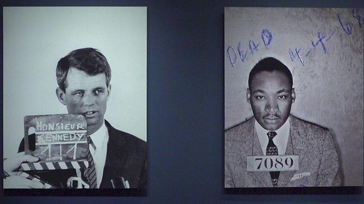 Sirhan Sirhan: Robert F Kennedy's assassin stabbed in prison 1