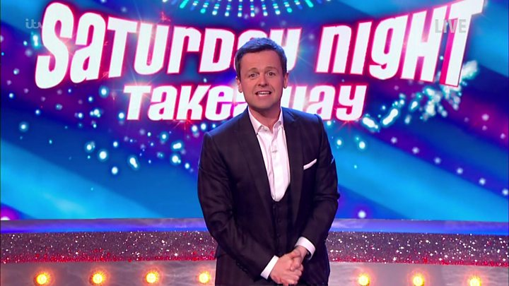 What to expect from Saturday Night Takeaway as Dec hosts without Ant