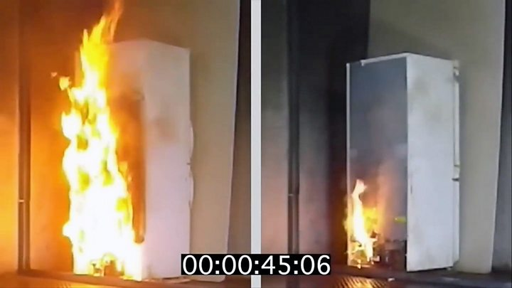 Is your fridge or freezer a fire risk?