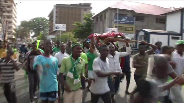 Sierra Leone Election Julius Maada Bio Fast Tracks Presidential