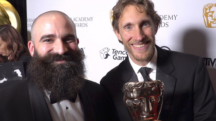Big winners at the Bafta Games Awards