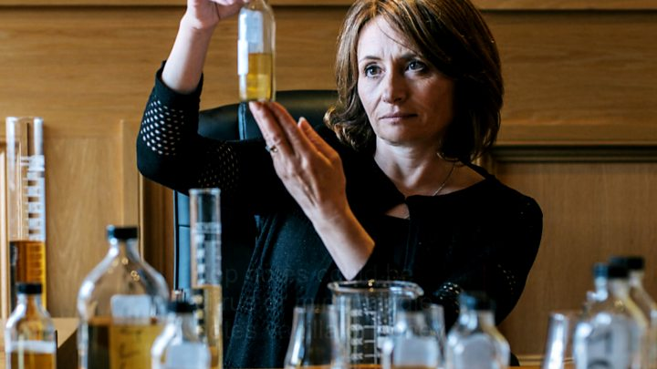The master blender who is Scotch whisky's First Lady