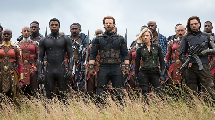 Avengers: Infinity War earns five-star reviews
