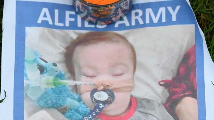 Alfie Evans' parents to meet doctors in bid to take him home