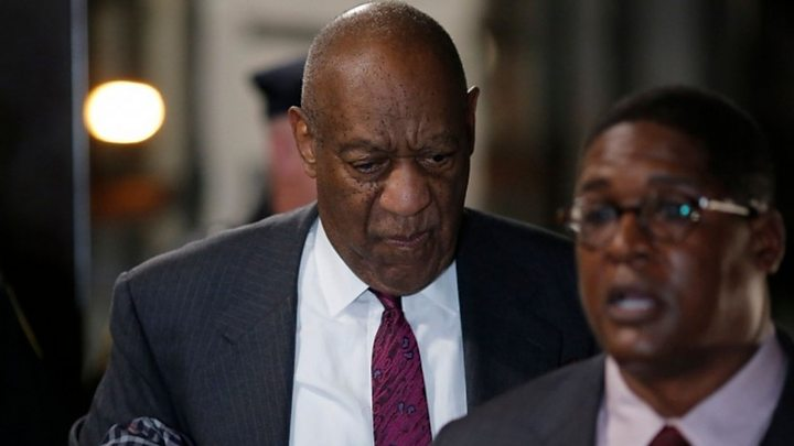 Judge sentences Bill Cosby to at least three years in state prison