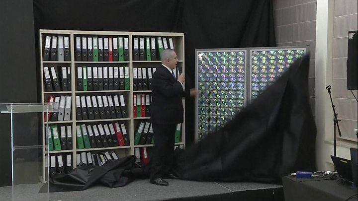 Israelu0027s Iran Documents Show Nuclear Deal U0027was Built On Liesu0027   BBC News