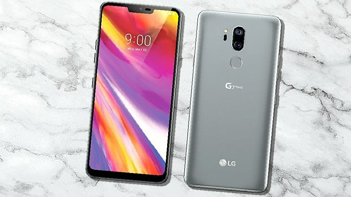 LG V35 ThinQ for AT&T surfaces in leaked image