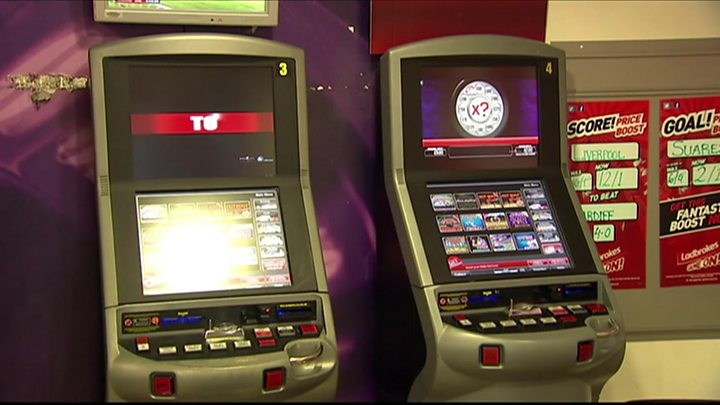 Fixed odds betting machines maximum stake slashed to £2