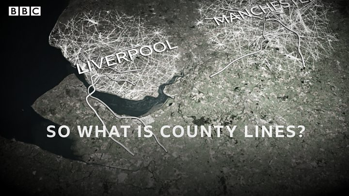 National Crime Agency: 100 county lines networks in Wales