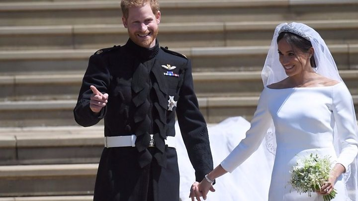 Real Royal Weddings: Royal Wedding 2018: Prince Harry And Meghan Married At