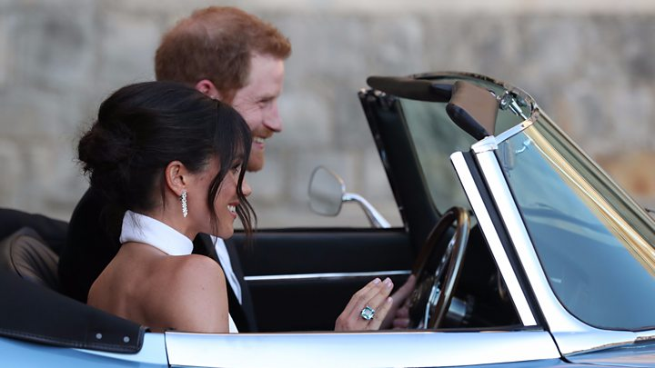 Royal Wedding Prince Harry And Meghan Married At Windsor BBC - British car show bbc