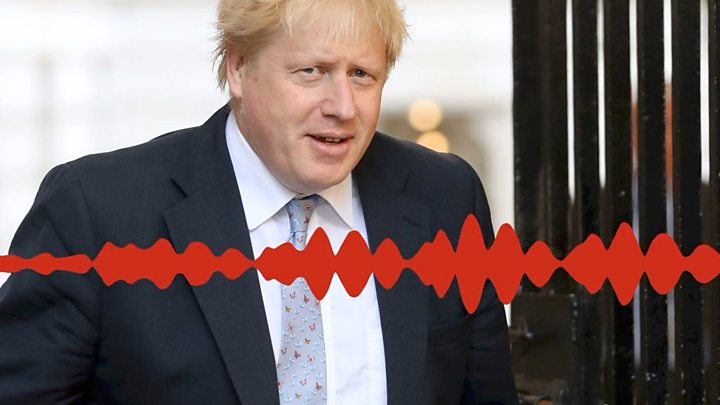 Boris Johnson targeted by Russia prank caller
