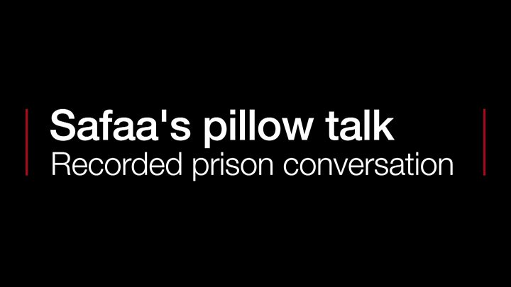 Safaa Boular's pillow talk