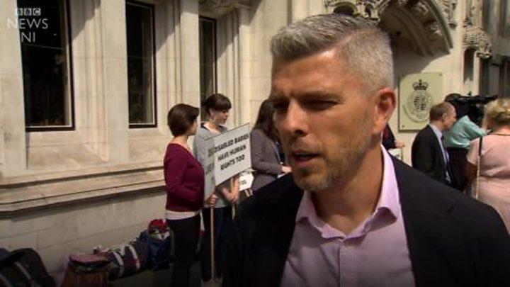 Belfast woman to challenge NI abortion law