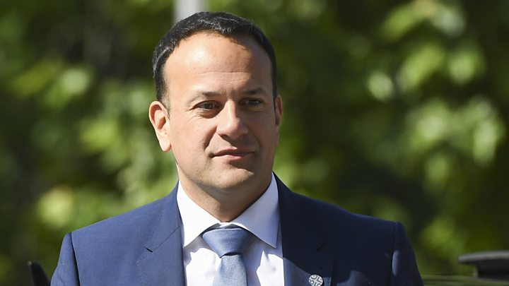 Leo Varadkar Says Border Poll Is A Bad Idea