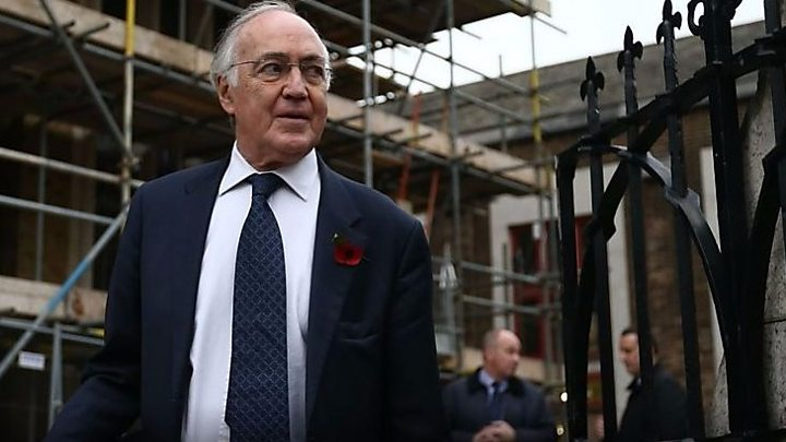 Lord Howard tells Today that Brexit can succeed if the UK 'holds its nerve'