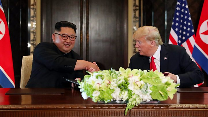 Kim: 'The world will see a major change'