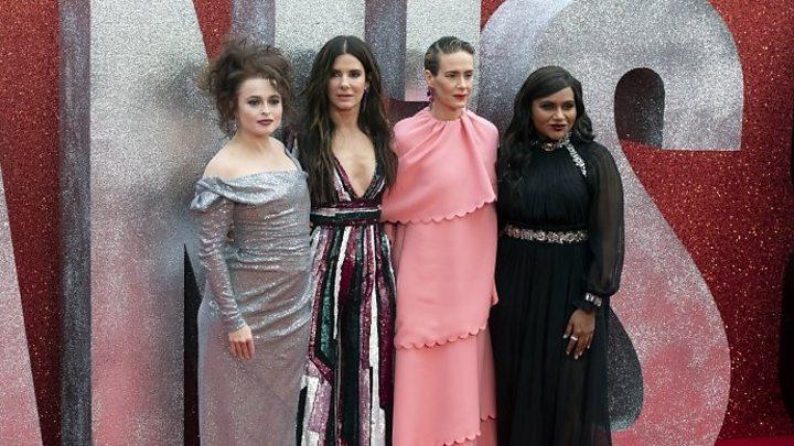 Bullock: 'I never love the red carpet'
