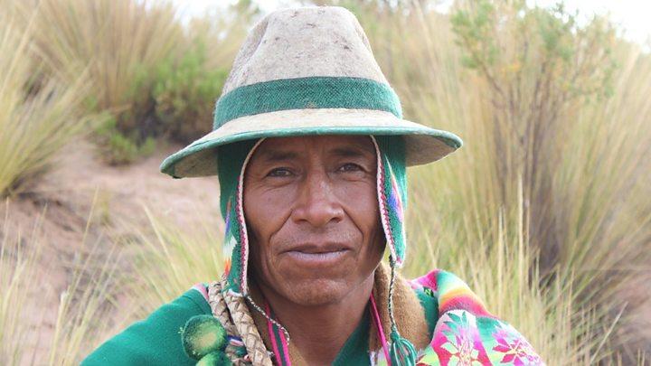 """Walipini, las ingeniosas huertas subterráneas """"made in Bolivia"""" que pueden resistir al clima extremo del Altiplano"""