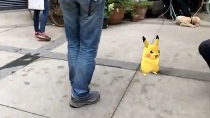 Pokemon Go creators are making augmented reality even more realistic
