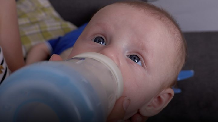 Danone Investigating Aptamil Baby Milk Formula Complaints Bbc News