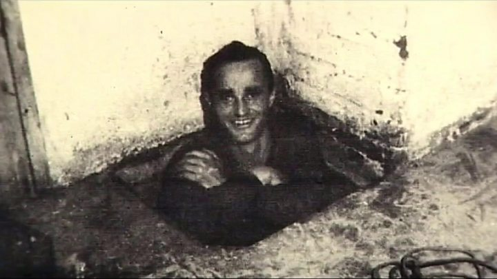 Last survivor of 'The Great Escape' camp