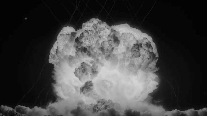 Secret nuclear test videos released