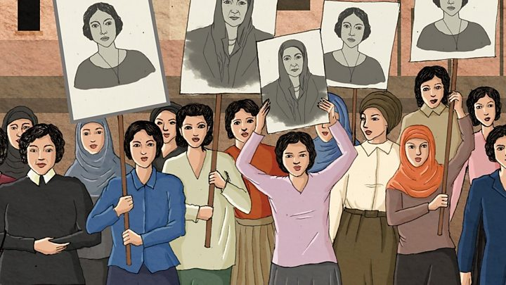 The woman who changed Egypt