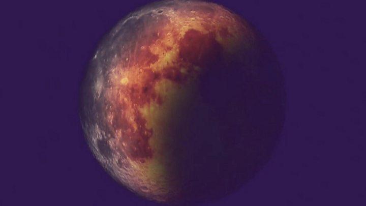 Lunar eclipse: Century's longest 'blood moon' delights skygazers