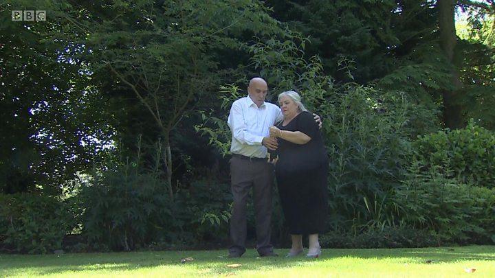 Lottery couple celebrate £58m jackpot
