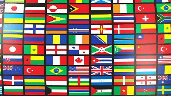 banderas mundo