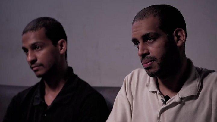 So-called 'IS Beatles' El Shafee Elsheikh and Alexanda Kotey dispute extradition