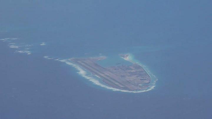 США: притязания Пекина на острова в Южно-Китайском море незаконны