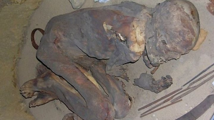ancient egyptian mummification recipe revealed bbc news
