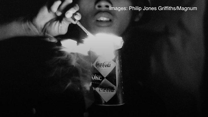 Philip Jones Griffiths' daughter on the Vietnam War photographer