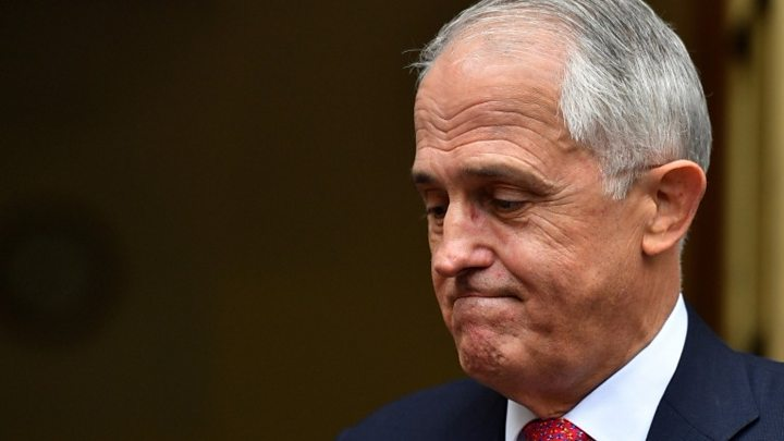 Malcolm Turnbull: The 'refreshing' PM felled by revolts and revenge 1