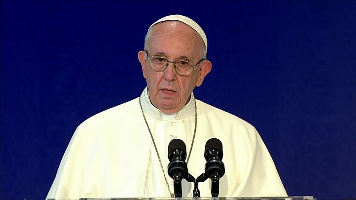Pope speaks out on Church abuse
