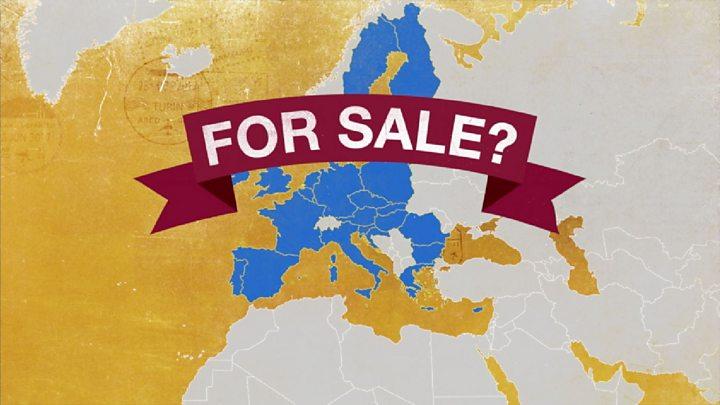 Can you buy EU citizenship?