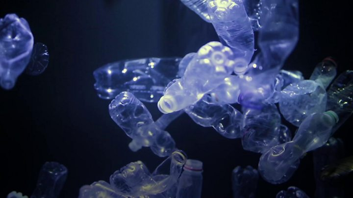 Plastic waste 'could fuel cars'