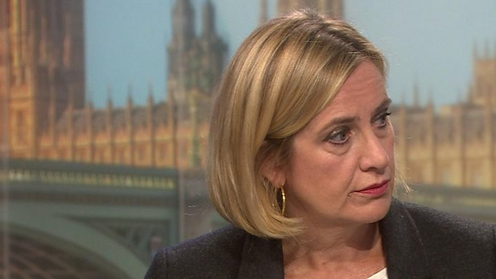 Ex-home secretary Amber Rudd 'let down by officials'